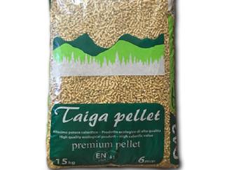 Sacchetto pellet Taiga