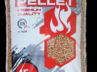 Sacchetto di Pellet Polsy da 15Kg