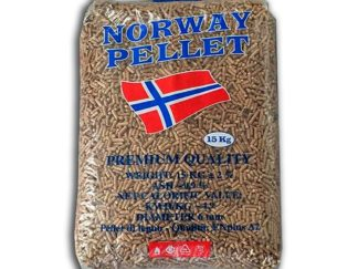 Sacco di Pellet Norway