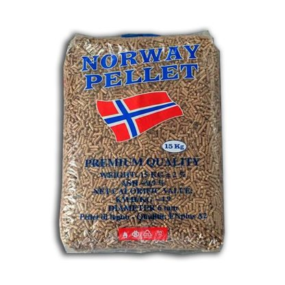 Sacco di Pellet Norway