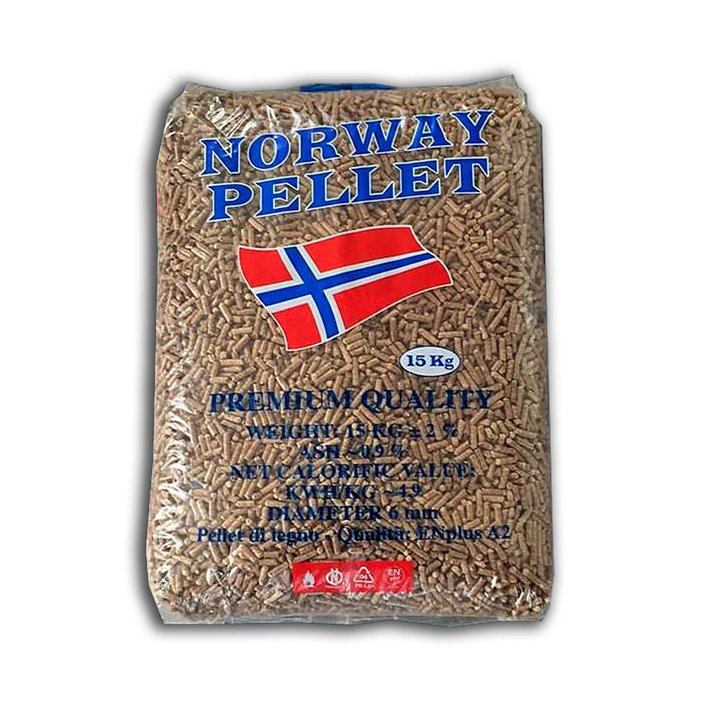 Sacco di Norway Pellet