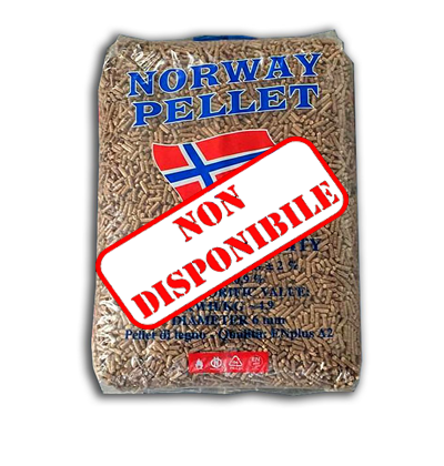 Sacchetto pellet Norway