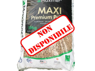 Sacchetto pellet Maximer non disponibile